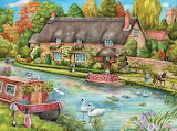 Canal Cottage - Debbie Cook