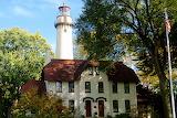 Grosse Point Lighthouse Evanston IL