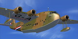 Gold Flying Boat