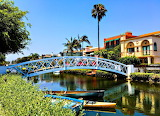 Venice Canal California USA