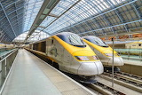 Inter-city-train-Inter-city trains are generally long-distance t