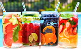 #Fruit Infused Water