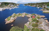 Batholmen, Hvaler Archipelago, Norway
