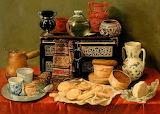 """""""still life [1652; detail]"""""""