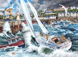 Storm Chased - Keith Stapleton