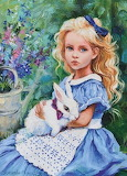Girl With Rabbit~