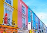 Portobello-Road-colored-houses