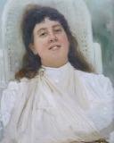Рєпін І.Ю. Маріанна фон Верьовкіна