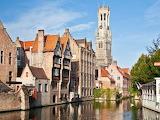City of Bruges Belgium