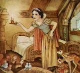 """Fairy Tales"" ""Snow White"" ""Gustaf Tenggren"" Disney2"