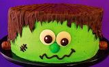 #Frankenstein Cake