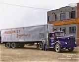 Semi Truck Autocar