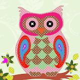 Patchwork Owl @ publicdomainpictures.net...