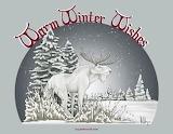Christmas card illustration (1)