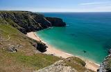 Pentire Steps Beach, Cornwall, Kernow