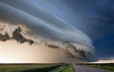 arcus storm cloud, nebraska