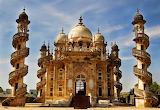 Palacio Mahabat Maqbara-India