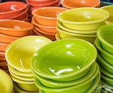 Fiesta dinner ware