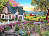 Hilltop View by David MacLean