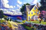 Seaside Village ~ Randy Van Beek