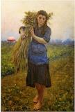 Harvest Jules Breton