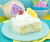 ^ Pina Colada Sheet Cake