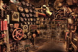 War-History-Engine-Room-Historic