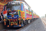 Train to Jaffna