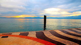 Lake Garda-sunset