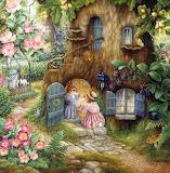 Fairy tale rabbits
