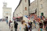 Corteo storico in San Marino