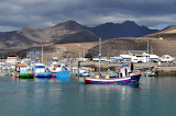 Morro Jable harbour - Fuerteventura