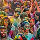 ☺ Holi Madrid...