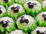 Sheep dessert