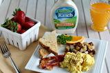 Ranch Scrambled Eggs