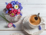 Coffe-Cup-Flower-Vase