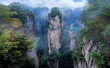 Zhangjiajie-National-Forest-Park-Picture1a