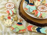Pow Wow Cookies