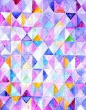 Watercolor Triangle adj