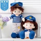 Navy dolls