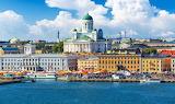 Helsinki Finland Waterfront