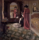 Félix Vallotton, Interior,  1903-04
