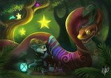 Fantasy snake