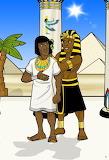 El faraón hace a José gobernador