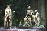 Jesus-Christ-Ponce Pilate-court-condemnation-statue