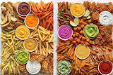 DELICIOUS FRIES BOARDS