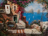 Street art in Sorrento, credit: inviv0(dA)