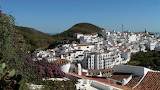 Town of Frigiliana Southern Spain