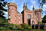 Moyland Castle and Bridge Germany