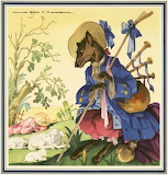 Le loup devenu berger menu M IV 612